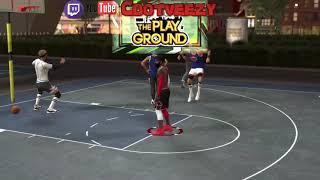 Im A Walking BUCKET!!!! 91 Overall (Second Bar) Sharpshooting Shot Creator Gameplay!! NBA 2k19