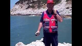 RICERCHE DISPERSO IN MARE SAN FELICE CIRCEO PUNTA ROSSA LOCALITA' LE BATTERIE
