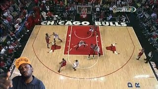 Bulls vs Wizards Nba playoffs 2014 game 2 Horrid refs Wizards go 2-0 Great ot game ! reaction