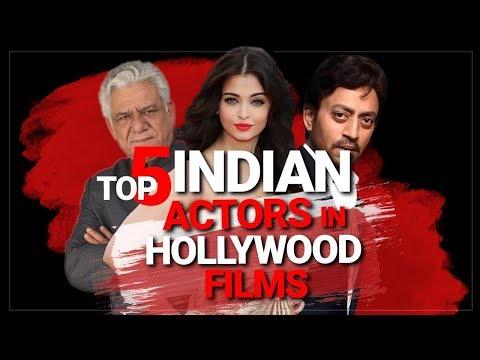 Bollywood Actors in Hollywood Movies| Irrfan Khan | Om Puri