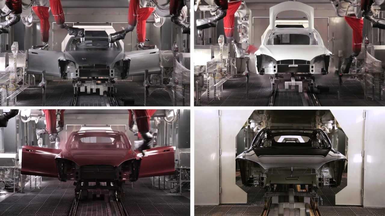 Inside Tesla 06 12 12 - Paint
