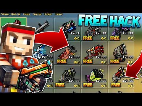 *NEW* Pixel Gun 3D HACK/MOD 17.0.0 | Android/iOS |Max Level All Guns All Pets & 999,999 Coins/Gems!