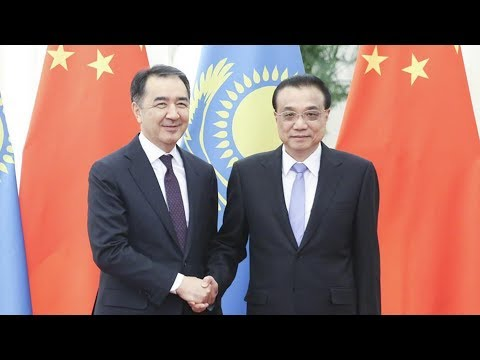 China signs energy, digital economy deals with Kazakhstan