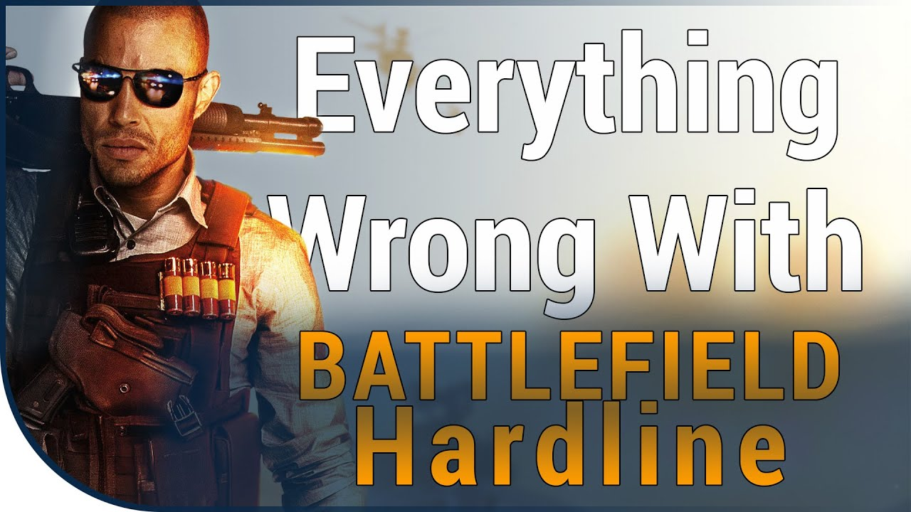 GAME SINS | Everything Wrong With Battlefield: Hardline In Nineteen Minutes