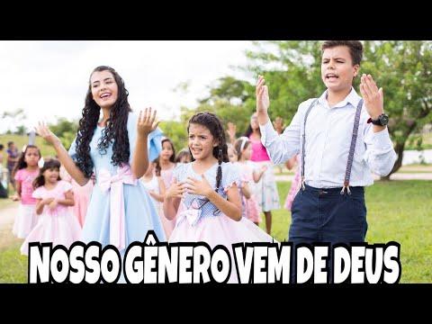 TRIO R3 - Nosso gênero vem de Deus (Clipe Oficial)