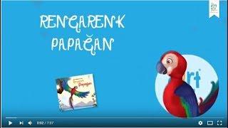 Rengarenk Papağan