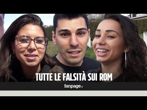 Tutto quello che sai sui Rom è falso