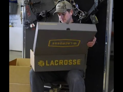 Turkey Hunting Gear: A Good Pair Of Boots, Unboxing Video And Review