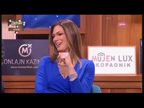 Nina Radulović o Filipu Krajinoviću (Ami G Show S10)