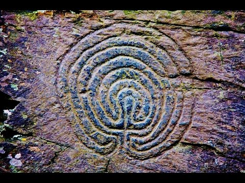 Celtic Rock Art Of Galicia - Spain