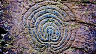 Celtic Rock Art Of Galicia - Spain