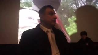 Патриоты сорвали в Москве показ фильма о батальоне Айдар «Полет пули»