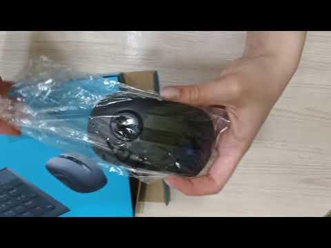 Комплект бездротовий Rapoo 8200M Black