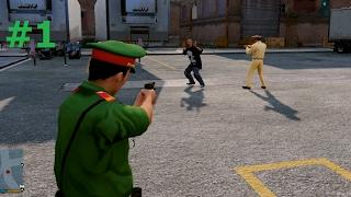#1 Cảnh Sát Việt Nam GTA 5 | Mod Cảnh Sát Trong GTA V (CS Viet Nam)
