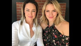 GETTING INTIMATE W SHANTEL VANSANTEN-The Flash/One Tree Hill/The Shooter