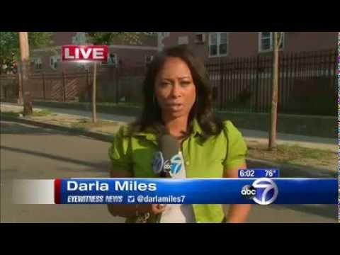 Girl Shot On Street While Walking Rockaway, Queens NYC