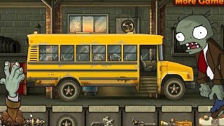 Машины против Зомби доехать до вертолета игры гонки как мультики про машинки Cars vs Zombies games
