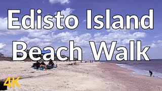 EDISTO BEACH WALK : South Carolina