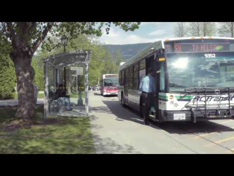 Selkirk College Campus Life & Residence HD