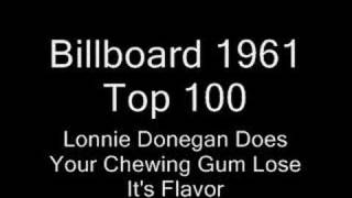 Lonnie Donegan - Does Your Chewing Gum Lose Its Flavor
