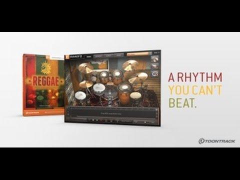 Reggae EZX and EZdrummer 2