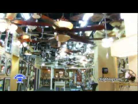 CT Lighting Centers: Bright Ideas (Fans) - YouTube