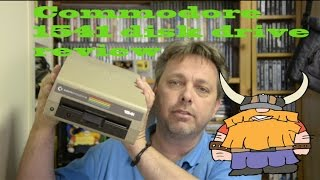 commodore 1541 disk drive review