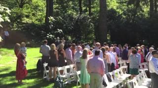 Merriman Wedding | Bridal Veil Lakes | Portland Wedding DJ