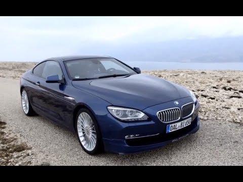 BMW M6 ALPINA B6 BITURBO Sexy Commercial Carjam TV Car TV Show HD 2013