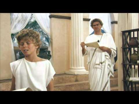 Horrible Histories Greek Words, s4