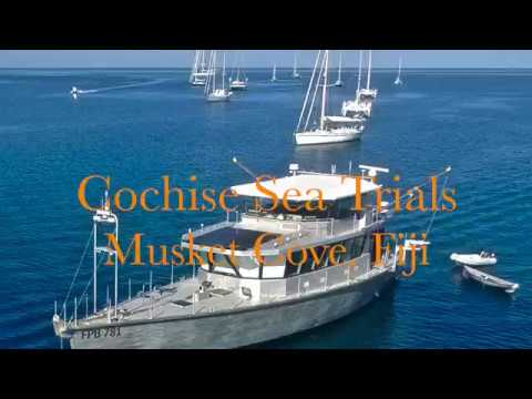Cochise Sea Trials