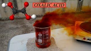 Synthesis of Oxalic Acid