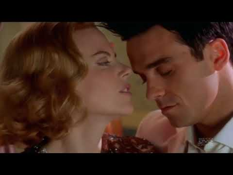 Robbie Williams and Nicole Kidman - Somethin' Stupid 1080p