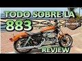 Harley Davidson  883 SUPERLOW | Review en Español ?? Blitz Rider