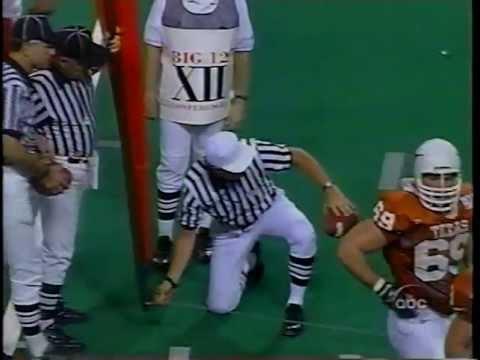 Texas v Nebraska 1996 2nd Half