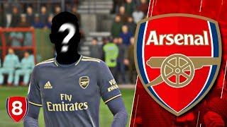FIFA 2020 MODDED ARSENAL CAREER MODE! | WHO IS OUR NEW BIG MONEY SIGNING? [#8]