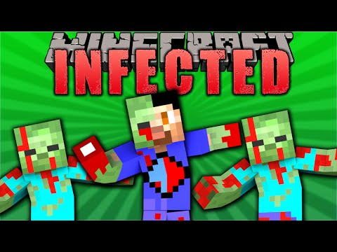 Minecraft COD INFECTED #3 with Vikkstar & JeromeASF (MCInfected 2.0)