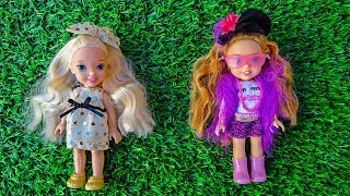 Elsa and Anna toddlers fashion and shops