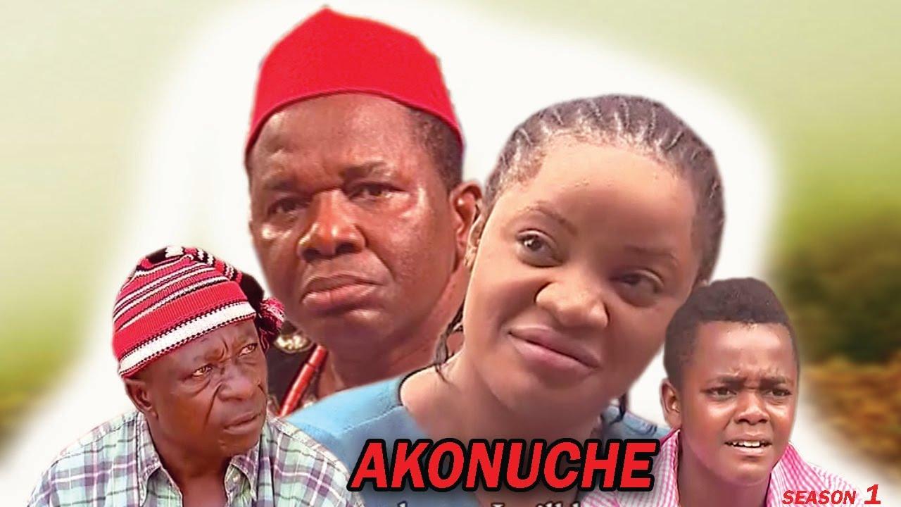 Download Akonuche  1 -  2018 Latest Nigerian Nollywood Igbo Movie Full HD