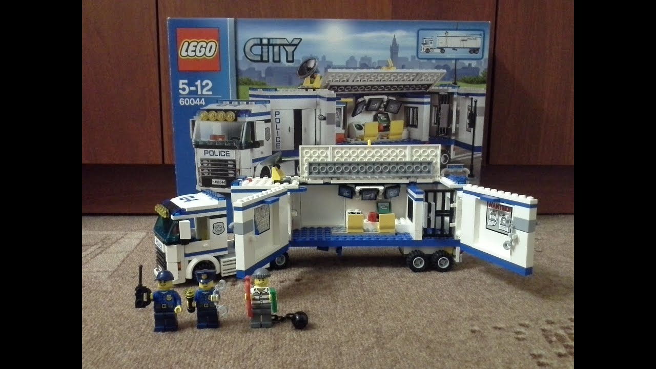 Лего сити полиция инструкция скачать