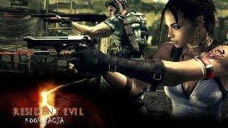 Resident Evil 5 - 6 - Symulator górnika (Vuhaj & Sarlen)