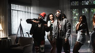 Konshens ft Davido - quotBoom Bangquot Official Music Video