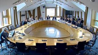 Delegated Powers and Law Reform Committee - Scottish Parliament: 25 June 2013