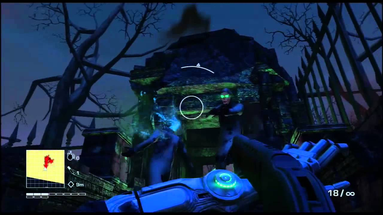 Far Cry 3 Blood Dragon Gameplay Walkthrough Part 8 Death Star Xbox 360 Ps3 Pc Gameplay Hd Youtube