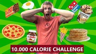 10.000 CALORIE CHALLENGE