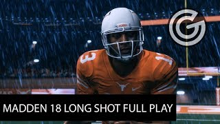 GeekPlay | Madden 18 Long Shot | Full Play EP1