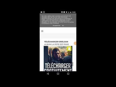 COMMENT TÉLÉCHARGER LE NOUVEL ALBUM D'ORELSAN !
