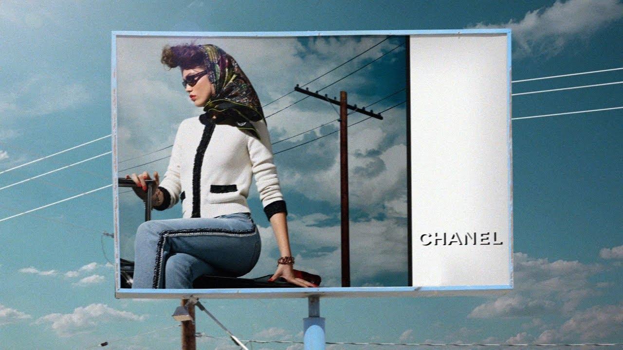 [VIDEO] - Fall-Winter 2018/19 Eyewear Campaign — CHANEL 2