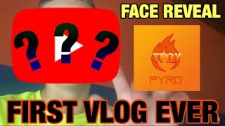 FACE REVEAL   MY FIRST VLOG EVER