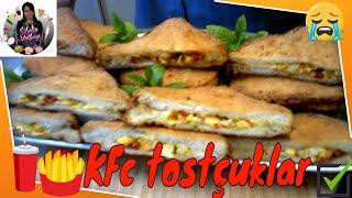KFC Ekmek Tarifi Nasıl yapılır ? Sibelin mutfağı ile yemek tarifleri